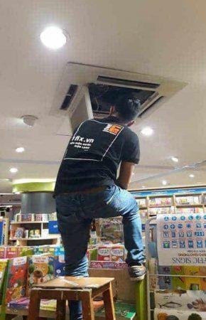 Lắp Đặt Máy Lạnh Tại Nhà