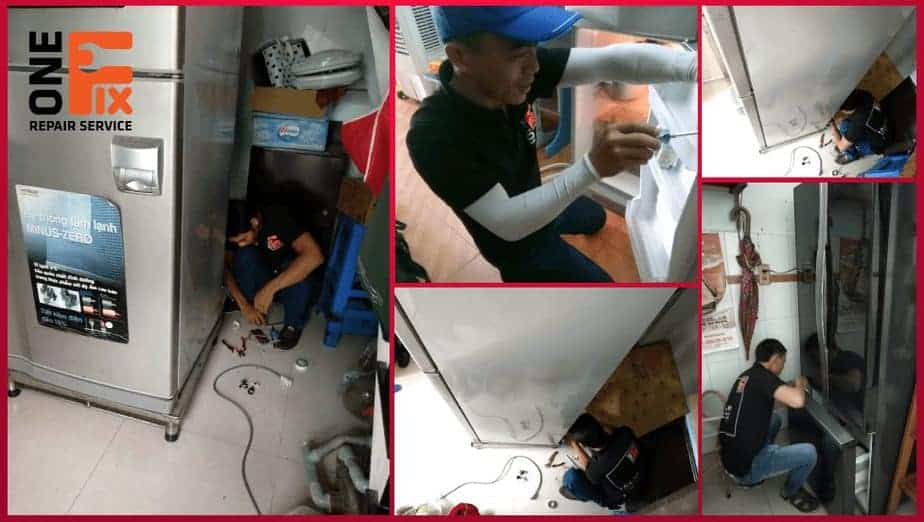 Dịch Vụ Sửa Tủ Lạnh quận 4 TPHCM