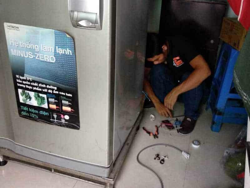 Dịch Vụ Sửa Tủ Lạnh quận 4 TPHCMachi