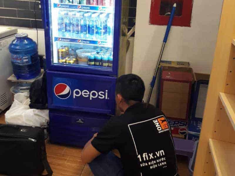 Sửa-tủ-mát-Pepsi