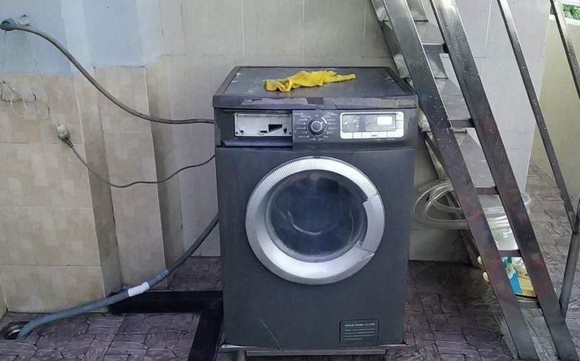 Sử dụng máy giặt đúng cách, lâu bền