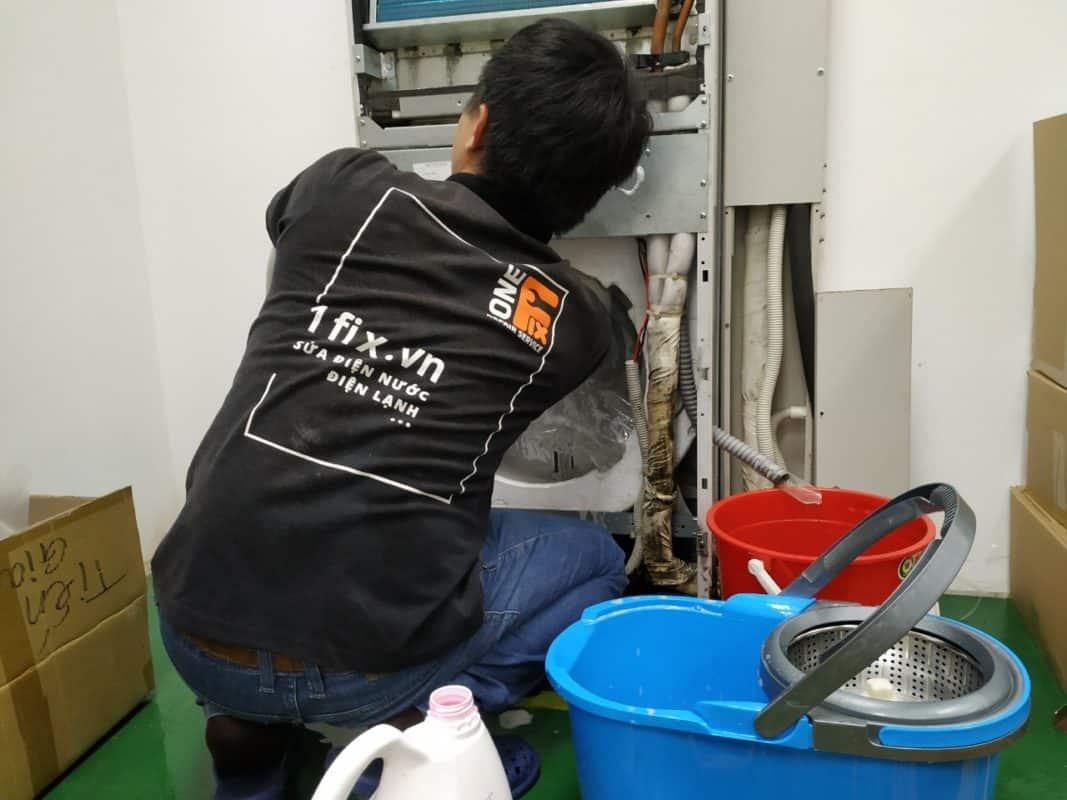 Dịch Vụ Vệ Sinh Máy Lạnh tại quận 3 -  Thợ Rửa Máy Lạnh Quận 3