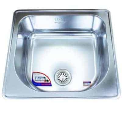 Chậu rửa inox Đại Thành DX41003/ĐT93 (635 x 580 x 245)
