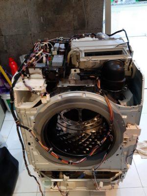 dịch vụ sửa chữa máy giặt uy tín tại hcm