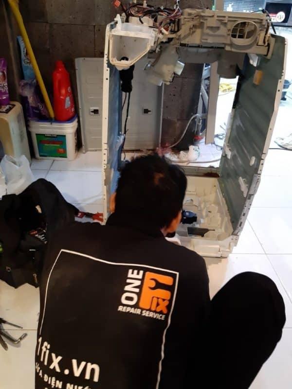 Thợ Sửa Máy Giặt huyện Nhà Bè TPHCM