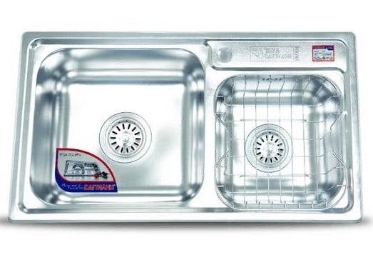 Chậu rửa inox Đại Thành DX42003/ĐT83 (750 x 420 x 210)