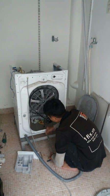 Thợ Sửa Máy Giặt huyện Hóc Môn TPHCM
