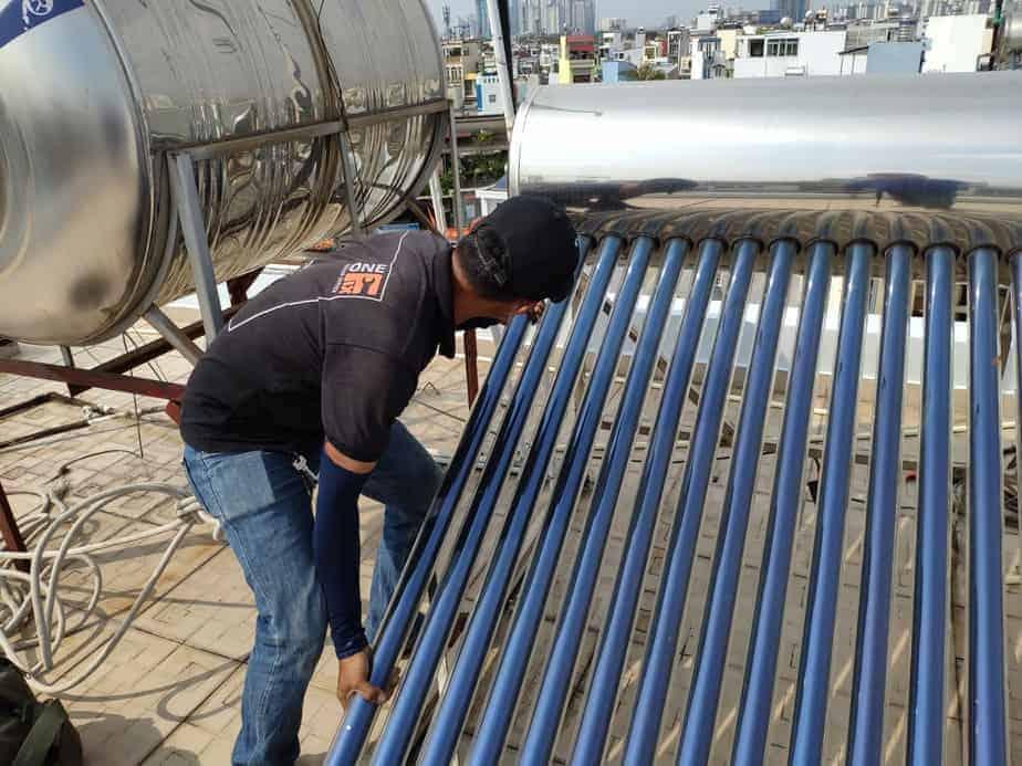 Sửa Máy Nước Nóng Năng Lượng Mặt Trời Quận 10