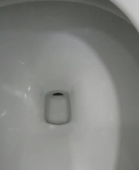Bồn cầu bị tụt nước