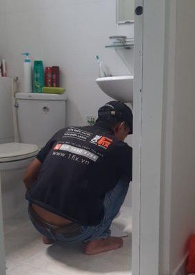 Báo giá chông thấm sàn nhà vệ sinh 247