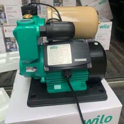 Máy bơm tăng áp nước nóng tự động Wilo PWI 200EAH