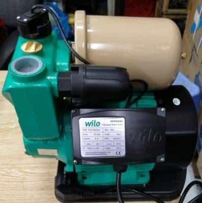 Máy bơm tăng áp nước nóng Wilo PWI 550EAH