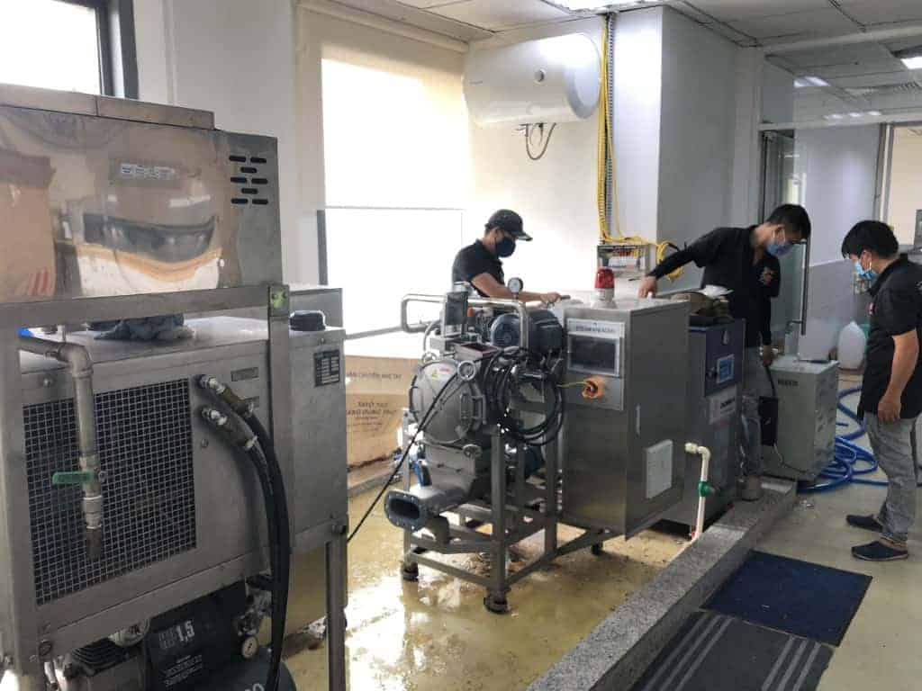 Công ty sửa điện nước uy tín tại Tp.HCM