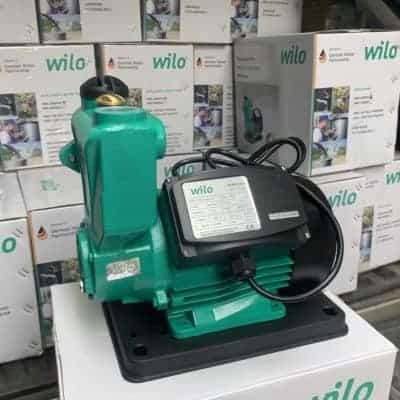 Máy bơm tăng áp nước nóng Wilo PWI 550EH