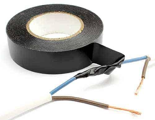 Sử dụng băng keo điện đúng cách giúp đảm bảo an toàn điện