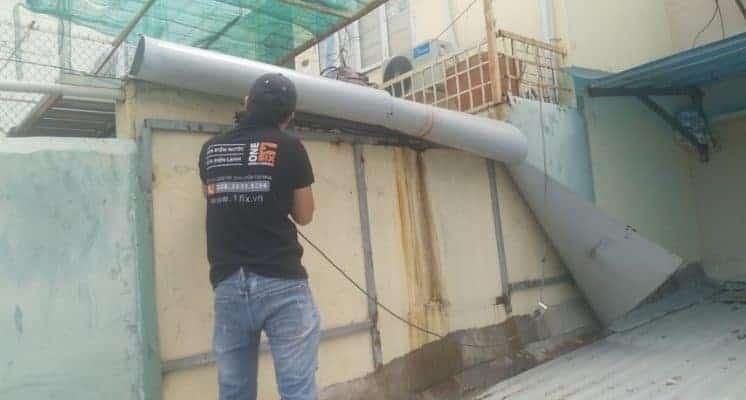 Dịch vụ chống thấm tường nhà
