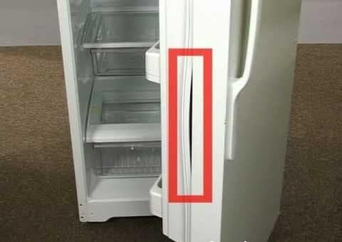 tủ lạnh bị hở viền cao su