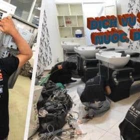 Dịch vụ sửa điện nước tại nhà ở Hà Nội uy tín.