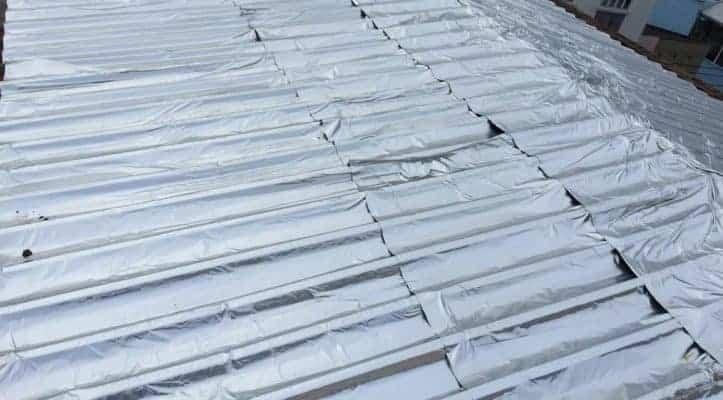 miếng dán chống thấm dột mái tôn