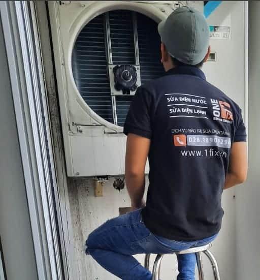 Sửa chữa điện lạnh tại nhà TpHCM