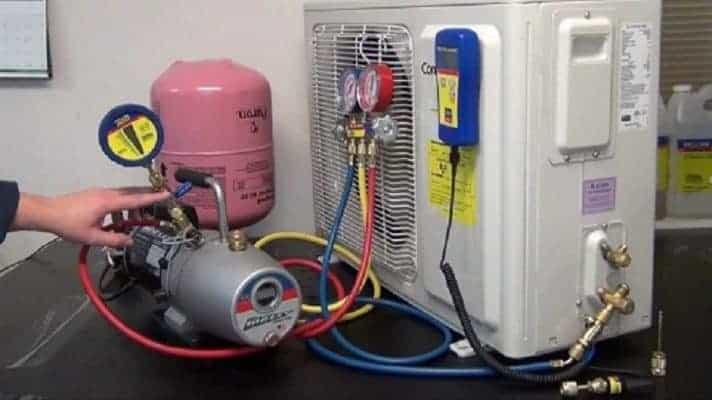 khi nào cần bơm gas máy lạnh