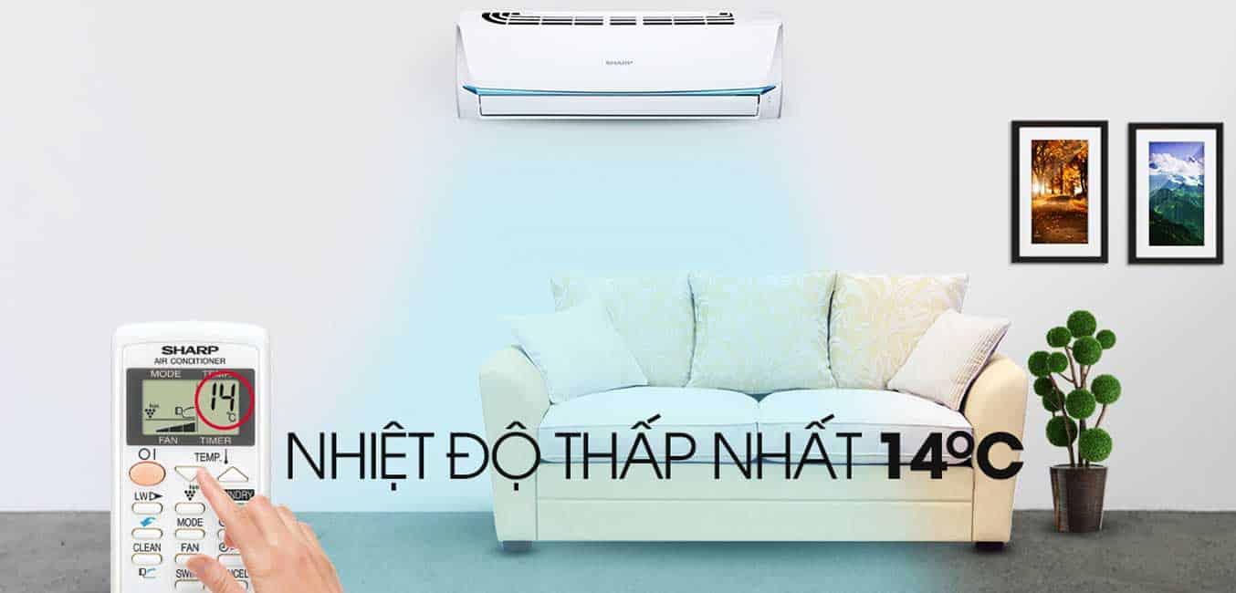 Có nên mua điều hòa Sharp - Máy lạnh Sharp có tốt không