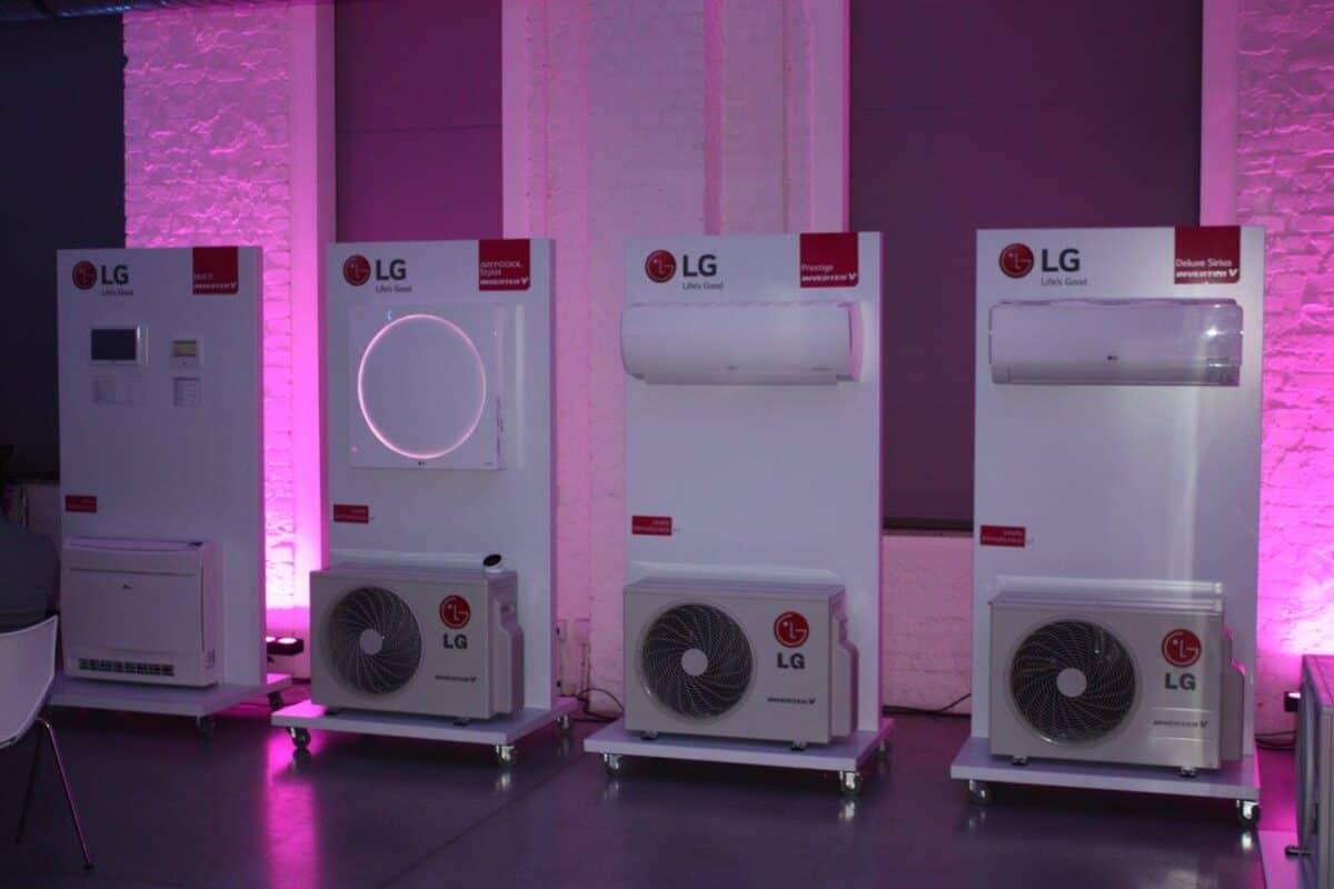 Máy lạnh LG có tốt không?