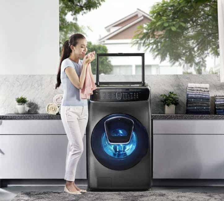 Hướng dẫn cách vệ sinh máy giặt Samsung và vệ sinh lồng giặt Samsung