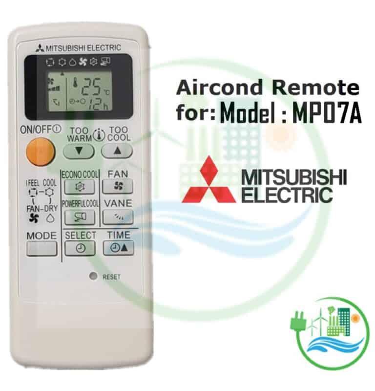 Chi tiết hướng dẫn sử dụng máy lạnh Mitsubishi model khác