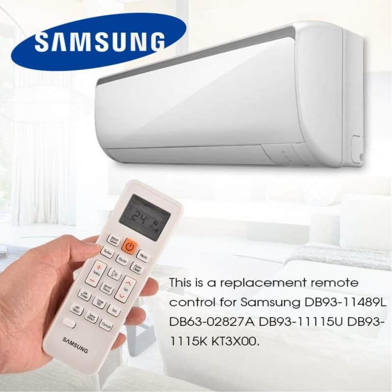 Hướng dẫn sử dụng máy lạnh Samsung và vệ sinh máy lạnh Samsung