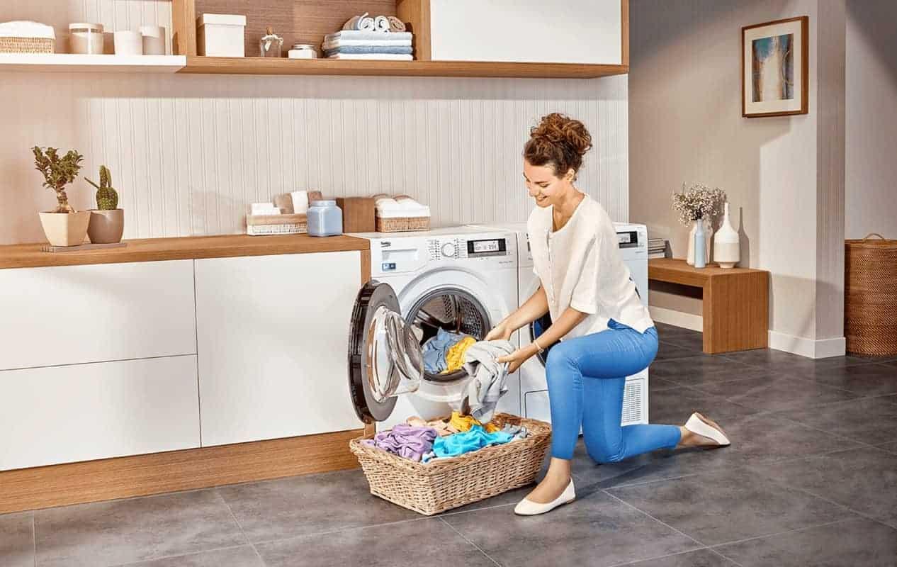 Hướng dẫn vệ sinh máy giặt Beko và cách vệ sinh lồng giặt Beko