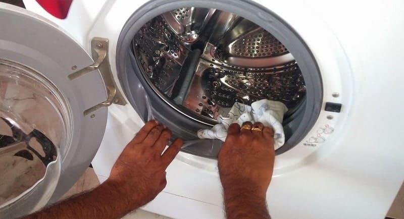 Hướng dẫn cách vệ sinh máy giặt LG và vệ sinh lồng giặt LG