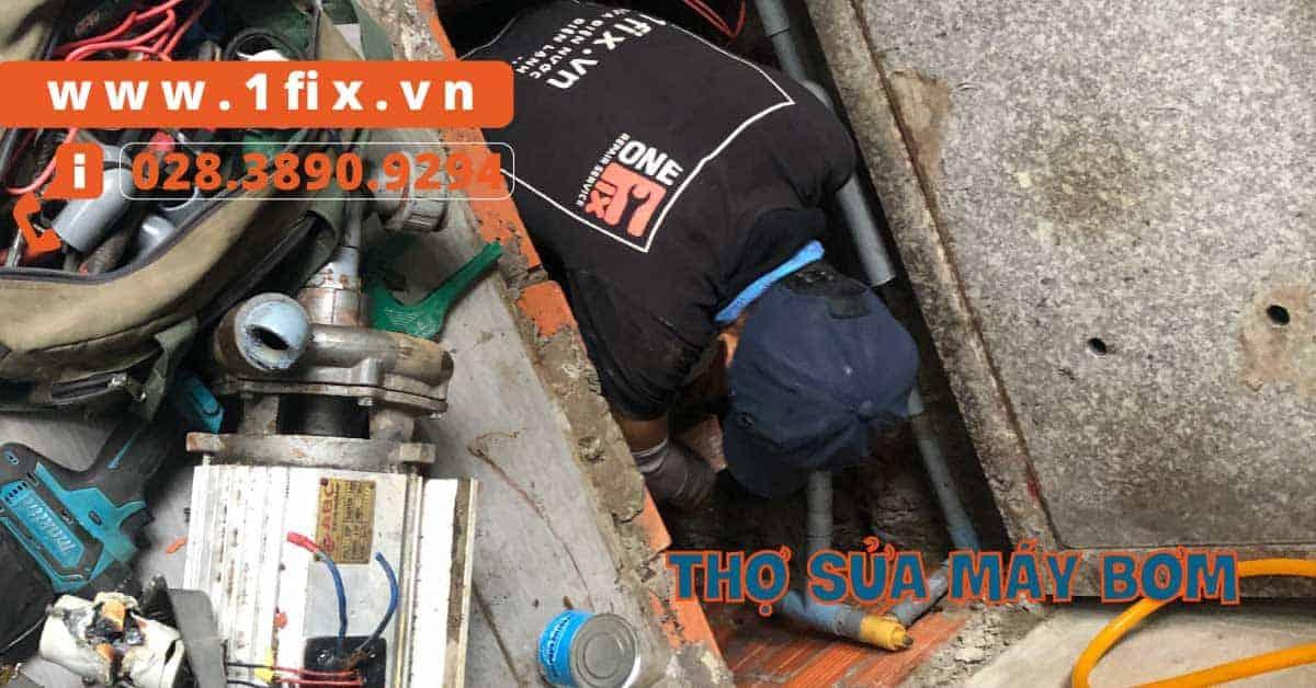 thợ sửa điện tại nhà, sửa máy bơm giếng