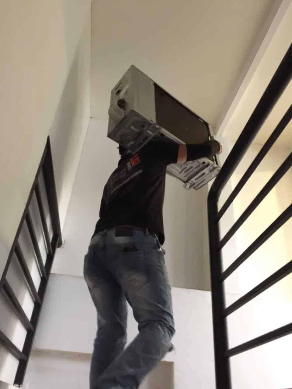 Dịch Vụ Sửa Máy Lạnh tại quận Bình Tân