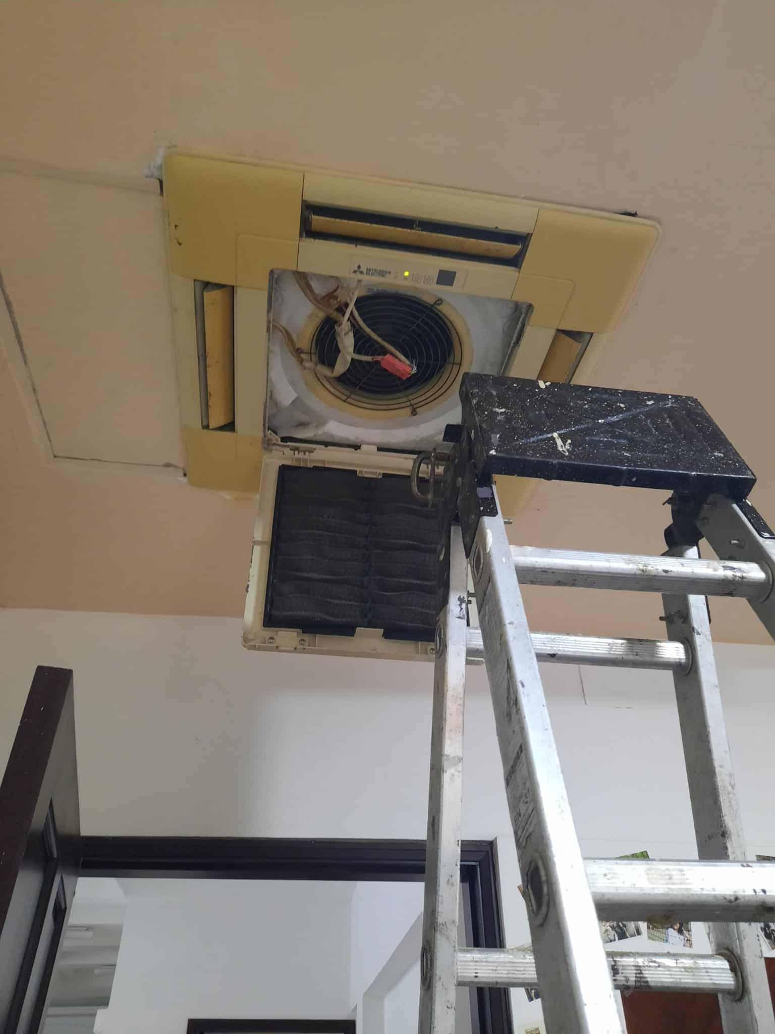 Dịch Vụ Sửa Máy Lạnh tại quận 12