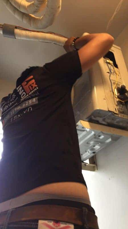 Dịch Vụ Vệ Sinh Máy Lạnh tại quận 6 -  Thợ Rửa Máy Lạnh Quận 6