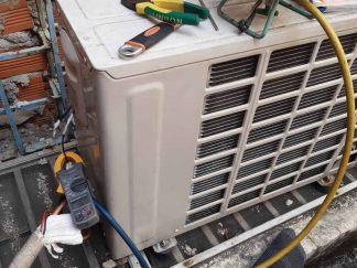 Tháo lắp máy lạnh quận 3 – Thợ lắp đặt máy lạnh quận 3