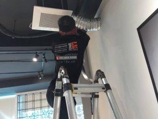Vệ Sinh Máy Lạnh Tân Bình – Rửa Máy Lạnh quận Tân Bình