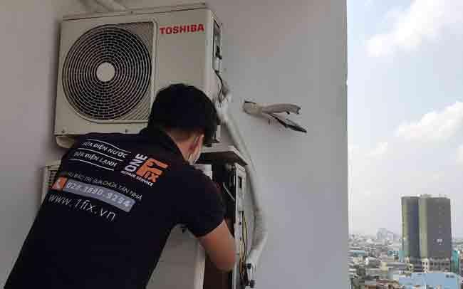 Dịch Vụ Vệ Sinh Máy Lạnh tại Bình Dương -  Thợ Rửa Máy Lạnh Bình Dương