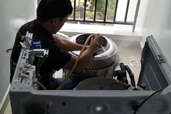 Thợ Sửa Máy Giặt quận Tân Bình TPHCM