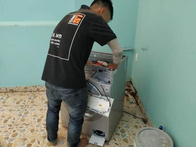 Thợ Sửa Máy Giặt tại quận 2 TPHCM