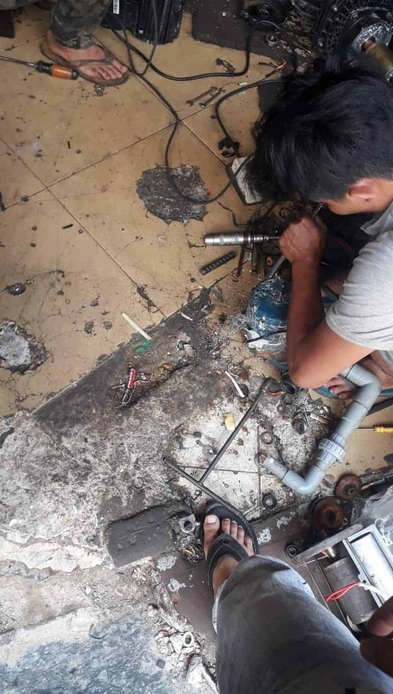 Dịch vụ sửa máy bơm nước Quận 2 - Thợ sửa máy bơm nước tại nhà