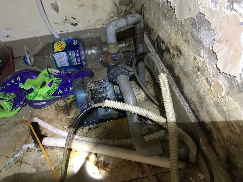 Dịch vụ sửa máy bơm nước Quận 3 - Thợ sửa máy bơm nước tại nhà