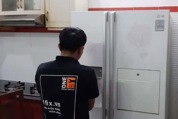 Dịch Vụ Sửa Tủ Lạnh tại nhà quận Tân Bình TPHCM