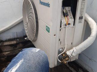 Tháo lắp máy lạnh huyện Hóc Môn – Thợ lắp đặt máy lạnh Hóc Môn