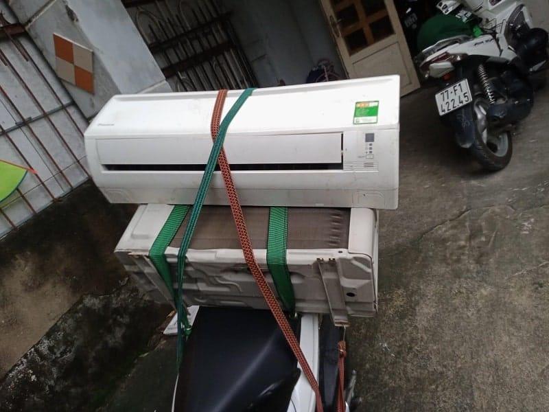 Tháo lắp máy lạnh quận 11 - Thợ lắp đặt máy lạnh quận 11