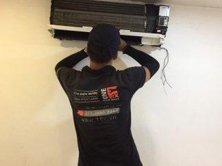 Tháo lắp máy lạnh quận 12 – Thợ lắp đặt máy lạnh quận 12