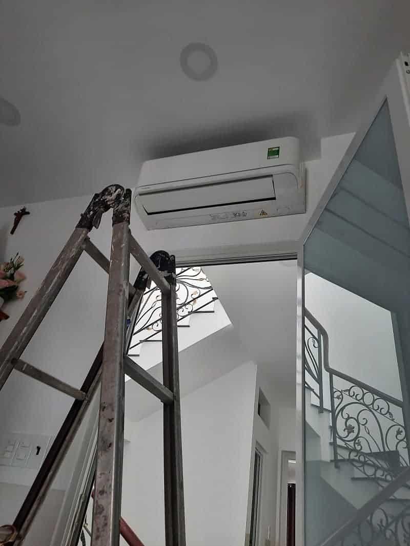 Tháo lắp máy lạnh quận Bình Thạnh - Thợ lắp đặt máy lạnh quận Bình Thạnh