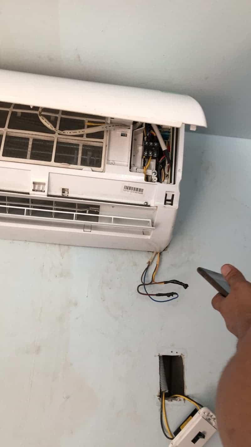 Tháo lắp máy lạnh quận Gò Vấp - Thợ lắp đặt máy lạnh quận Gò Vấp