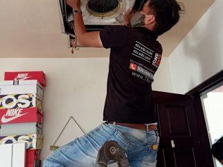 Tháo lắp máy lạnh quận Phú Nhuận – Thợ lắp đặt máy lạnh Phú Nhuận